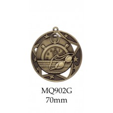 Swimming Medals MQ902, S or B - 50mm
