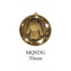 Martial Arts Medals MQ923G - 70mm