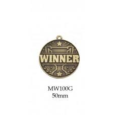Medals Winner MW100G - 50mm