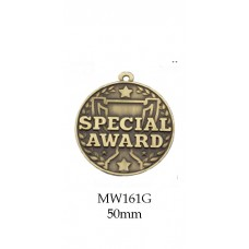 Medals Special Award MW161G - 50mm