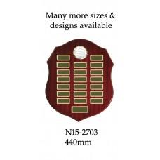 Netball Trophies N15-2703 - 440mm