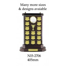 Netball Trophies N15-2706 - 405mm