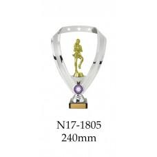 Netball Trophies N17-1805 - 240mm