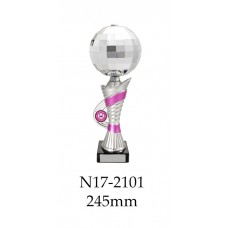 Netball Trophies N17-2101 - 245mm Also 265mm & 315mm