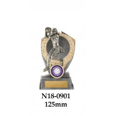 Netball Trophies N18-0901 - 125mm Also 150mm & 175mm