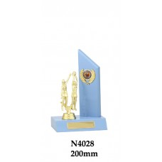 Netball Trophies N4028 - 200mm Also 235mm & 270mm
