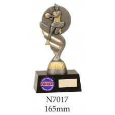 Netball Trophies N7017 - 165mm Also 180mm & 200mm