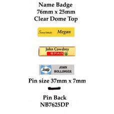 Badges Name - Logo