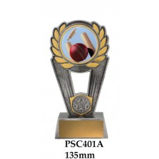 Cricket Trophies PSC401A - 135mm Also 155mm & 175mm