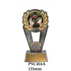 Cricket Trophies PSC404A - 135mm Also 155mm & 175mm
