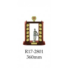 Rugby Trophies R17-2801 - 360mm Also 385mm & 440mm