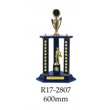 Rugby Trophies R17-2807 - 600mm Also 725mm & 850mm
