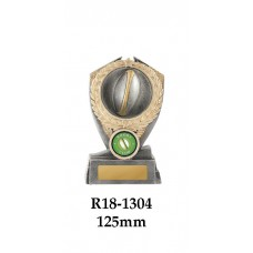 Rugby Trophies R18-1304 - 125mm Also 150mm & 175mm