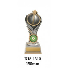 Rugby Trophies R18-1310 - 150mm Also 175mm & 200mm