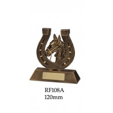 Equestrian Trophies RF108A - 120mm Also 145mm
