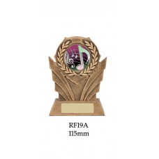 Music Trophies RF19A - 115mm Also 130mm & 165mm