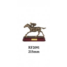Equestrian Trophies RF2091 - 215mm