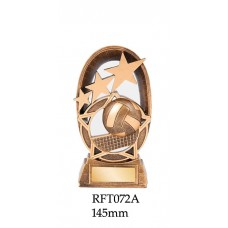 Volleyball Trophies  RFT072A - 145mm