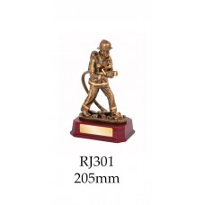 Firefighter,  Fire Rescue Trophies RJ301