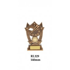 Art Trophies RL329 - 140mm Also 160mm & 185mm