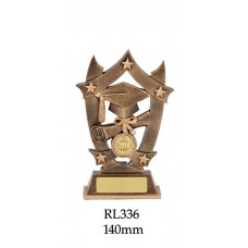 Knowledge Trophies RL336 - 140mm Also 160mm & 185mm