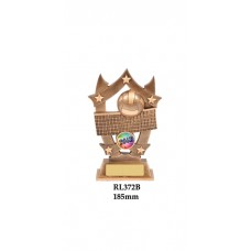 Volleyball Trophies RL372B - 185mm