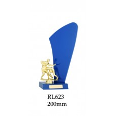 Rugby Trophies RL623 - 200mm Also 235mm 270mm & 305mm
