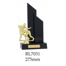 Rugby Trophies RL7031 - 275mm Also 305mm & 340mm