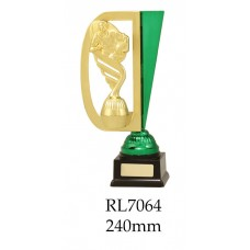 Rugby Trophies RL7064 - 240mm Also 260mm & 280mm