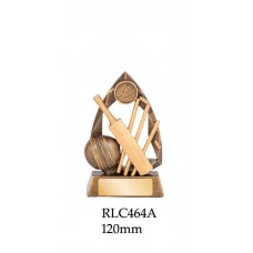 Cricket Trophies RLC464A - 120mm Also 140mm & 160mm