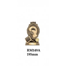 Boxing Kick Boxing Trophies RM149A - 195mm Also 270mm