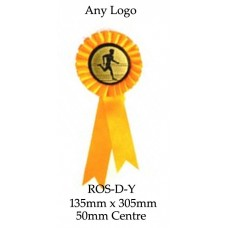 Rosettes - ROS-D-Y - 135mm x 305 - 50mm Insert