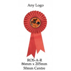 Rosettes - ROS-A-R - 86mm x 205 - 50mm Insert