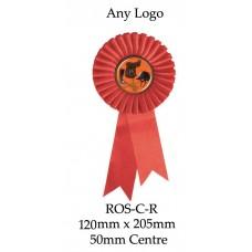 Rosettes - ROS-C-R - 120mm x 250 - 50mm Insert