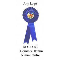 Rosettes - ROS-D-BL - 135mm x 305 - 50mm Insert