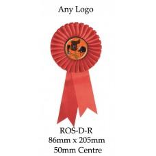 Rosettes - ROS-D-R - 135mm x 305 - 50mm Insert