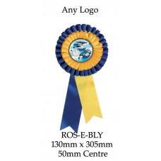 Rosettes - ROS-E-BLY - 130mm x 305 - 50mm Insert