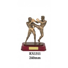 Boxing Kick Boxing Trophies RX1311 - 240mm