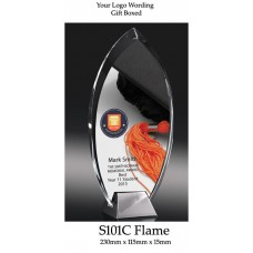 Corporate Awards Glass S101C - 230mm (Min 10)