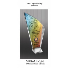 Corporate Awards Glass S106A - 190mm (Min Qty 10)