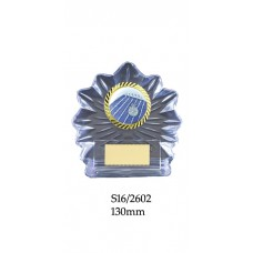 Swimming Trophies S16-2602- 130mm