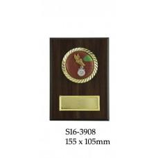 Athletics Trophies S16-3908  - 155 x 105mm