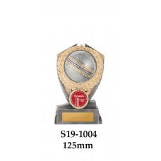 Cricket Trophies S19-1004 - 125mm Also 150mm & 175mm