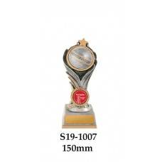 Cricket Trophies S19-1007 - 150mm Also 175mm & 200mm