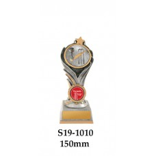 Cricket Trophies S19-1010 - 150mm Also 175mm & 200mm