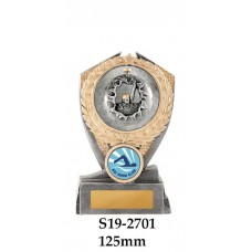 Swimming Trophies S19-2701 - 125mm Also 150mm & 175mm