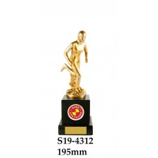 Surf Life Saving Trophies Female S19-4312 - 295mm Also 225mm & 255mm