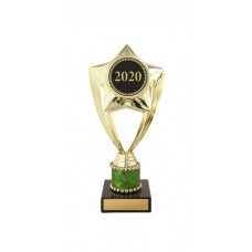 Universal Trophies S20-2909 - 200mm Any Logo