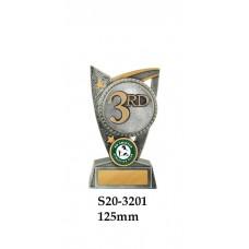 Athletics Trophies S20-3201 - 125mm