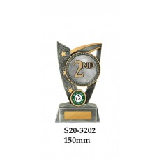 Athletics Trophies S20-3202 - 150mm